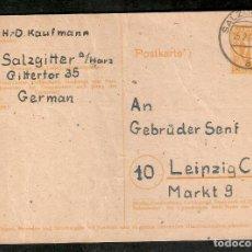 Sellos: ZONA ANGLO-AMERICANA.1946. ENTERO POSTAL P905. Lote 289418558