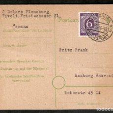 Sellos: ZONA AAS. ENTERO POSTAL. 1946. Lote 289426303