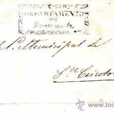 Sellos: H. POSTAL VIRREINATO ESPAÑOL EN GUATEMALA. Lote 29695232