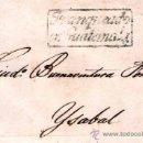 Sellos: H. POSTAL. VIRREINATO DE ESPAÑA EN GUATEMALA. Lote 29701464