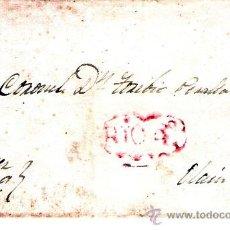 Sellos: VIRREINATO DE NUEVA ESPAÑA - INTENDENCIA DE ZACATECAS (MÉJICO) - RIO GRANDE. Lote 29724798