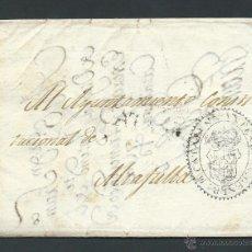 Francobolli: SOBRE PREFILATELIA SELLO INTENDENCIA GENERAL DE CATALUÑA POR FRANCISCO OLEA AÑO 1812 1813 (RESERVADO. Lote 34533768