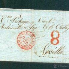Sellos: 1843. MADRID A SEVILLA. Lote 41038847
