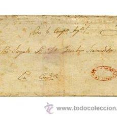 Sellos: VIRREINATO DE NUEVA ESPAÑA - INTENDENCIA DE SONORAS (MÉJICO) . Lote 41287892