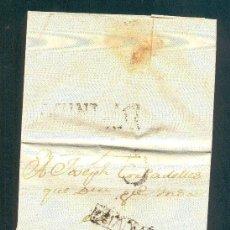 Sellos: 1785.- LERIDA A BARCELONA. Lote 41307768
