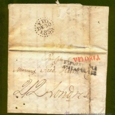 Sellos: 1833.- MADRID A LONDRES. Lote 42285981