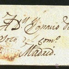 Sellos: 1831.- ECIJA A MADRID. Lote 43188156