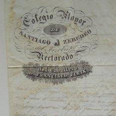 Sellos: LOTE DE 5 CARTAS PREFILATELICAS COMERCIALES SEMI - IMPRESAS 1823 - 1841. Lote 46953532