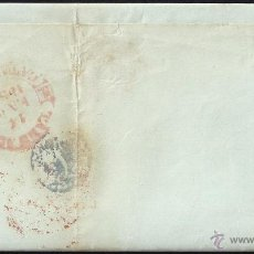 Sellos: 1850 MADRID A TARRAGONA CATALUNYA. Lote 54237971