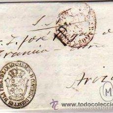 Sellos: ADMINISTRACIÓN DE CONTRIBUCIONES DIRECTAS DE LA PROVINCIA DE ZARAGOZA. PREFILATELIA.. Lote 55637870