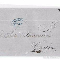 Sellos: COSARIO. 1856. BERDUGO Y COMPAÑIA.. Lote 57101210