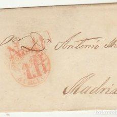Sellos: ORIHUELA A MADRID 1848. Lote 64003651