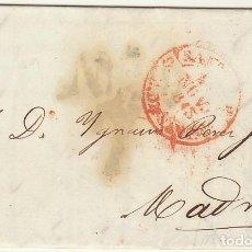 Sellos: SANTANDER A MADRID. 1843. Lote 69235717