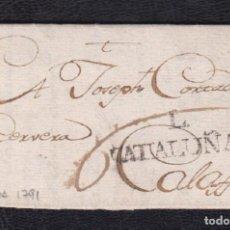 Francobolli: 1791.- MARCA DE LÉRIDA. Lote 75519743
