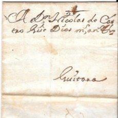 Sellos: 1769 PREFILATELIA PERÚ. SAN JERÓNIMO A GUITARA. PERIODO COLONIAL ANTERIOR A LAS MARCAS POSTALES . Lote 75762335