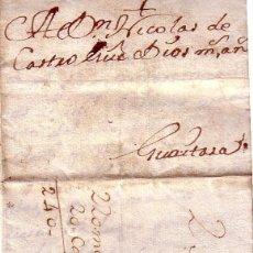 Sellos: 1769 PREFILATELIA PERÚ. SAN JERÓNIMO A GUITARA. PERIODO COLONIAL ANTERIOR A LAS MARCAS POSTALES. Lote 75762515