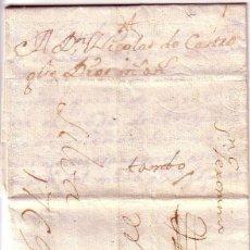 Sellos: 1770 PREFILATELIA PERÚ. SAN JERÓNIMO A TAMBO. PERIODO COLONIAL ANTERIOR A LAS MARCAS POSTALES. Lote 75762891