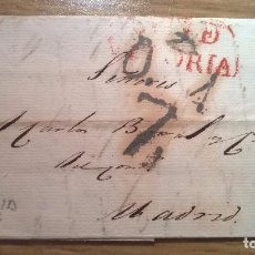Sellos: VITORIA. 1827. Lote 76643119