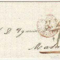 Sellos: SANTANDER A MADRID. 1843.. Lote 79219665