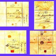 Sellos: PREFILATELIA 1810-1850. Lote 96029847