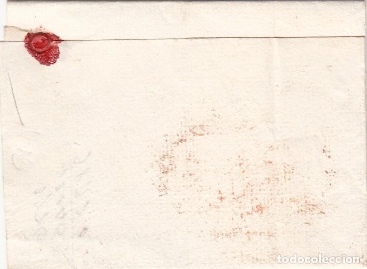 Sellos: CARTA: 1816 BILBAO - Foto 2 - 101673907