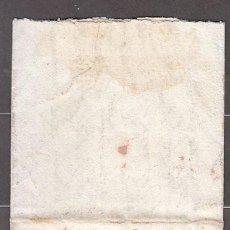 Sellos: CARTA DP.5 - BALAGUER A PUIGCEERDA PE.4 EN ROJO - CARTA DP.5 - BALAGUER A PUIGCEERDA PE.4 EN ROJO. Lote 104195256