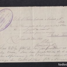 Selos: 1897.- JEREZ DE LA FRONTERA (CÁDIZ). Lote 107972571