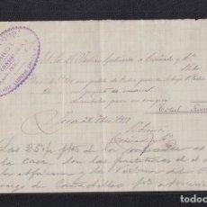 Francobolli: 1897.- JEREZ DE LA FRONTERA (CÁDIZ). Lote 107972571