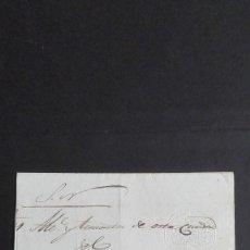 Sellos: PREFILATELIA SELLO ISABEL II 1848.. Lote 118235015