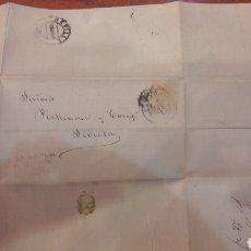 Sellos: PICKMAN Y COMO SEVILLA DE G.ROIZ DE LA PARRA SANTANDER. Lote 126386070