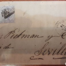 Sellos: SRS PICKMAN Y COMO DE ÁNGEL LATORRE SANTIAGO 1873. Lote 126386418