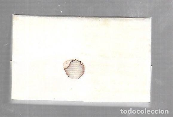 Sellos: COSARIO. COMPAÑIA DEL SOL. DE CADIZ A JEREZ. 1846 - Foto 2 - 133801398