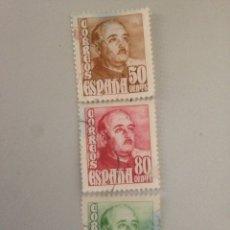 Sellos: SELLOS CORREOS ESPAÑA. Lote 140035672