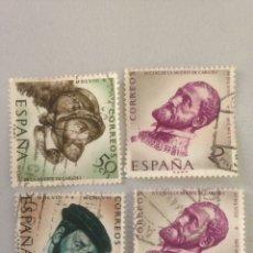 Sellos: LOTE DE SELLOS CORREOS ESPAÑA. Lote 140036202