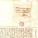 Sellos: SOBRE PREFILATELIA SAN SEBASTIAN A IRUN (GIPUZKOA). AÑO 1838. Lote 152436037