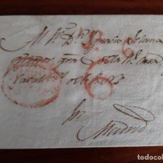Sellos: ENVUELTA CIRCULADA A VEEDURIA GENERAL REALES CABALLERIZAS MADRID . Lote 158447966