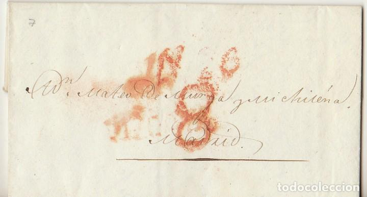 BILBAO A BARCELONA. 1829 (Filatelia - Sellos - Prefilatelia)