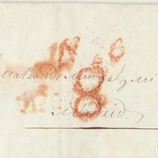 Sellos: BILBAO A BARCELONA. 1829. Lote 169677336