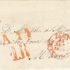Sellos: JAEN A MADRID . 1833.. Lote 170110164