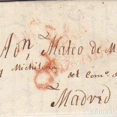 Sellos: BILBAO A MADRID. 1829.. Lote 170197088