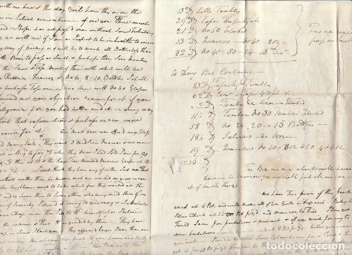 Sellos: CADIZ a SEVILLA . 1832. - Foto 3 - 172781153