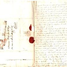 Francobolli: SOBRE PREFILATELIA ESPAÑA A PARIS. AÑO 1832. Lote 178945578