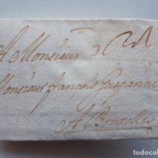 Sellos: 1694 ANUERSA BRUSELAS PREFILATELIA. Lote 180293215