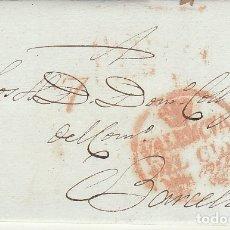 Sellos: VALENCIA A BARCELONA.1832.. Lote 181759773