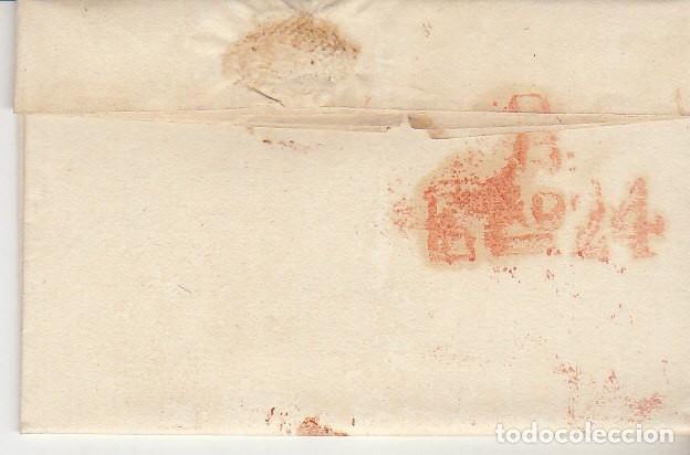 Sellos: VALENCIA a BARCELONA. 1832 - Foto 2 - 181902938