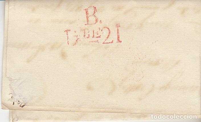 Sellos: VALENCIA a BARCELONA. 1832 - Foto 2 - 184093716
