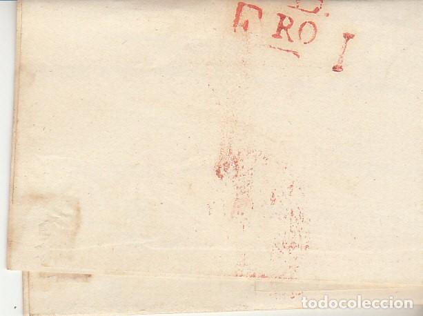 Sellos: VALENCIA a BARCELONA. 1834 - Foto 2 - 184093936