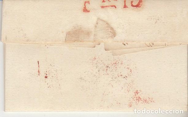 Sellos: VALENCIA a BARCELONA. 1832 - Foto 2 - 184094247