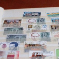 Sellos: LIBRO DE SELLOS CON27 PAGINAS . Lote 185288832