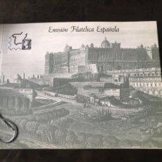 Sellos: EMISIÓN HOMENAJE Y RECUERDO DE LA PROCLAMACION DE REY DON JUAN CARLOS I. Lote 190386673